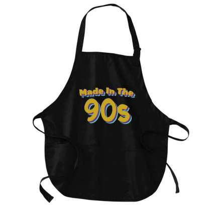 Made In The 90s Medium-length Apron Designed By Akin
