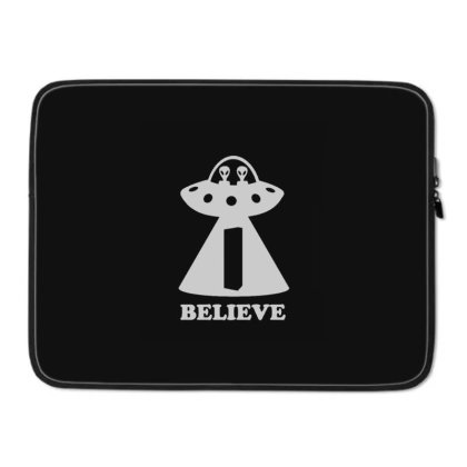Monolith Believe Laptop Sleeve Designed By Blackstone