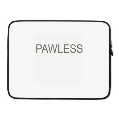 Pawless Laptop Sleeve Designed By Suryanaagus