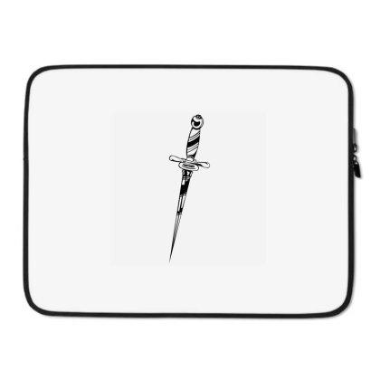 Sword Laptop Sleeve Designed By Suryanaagus