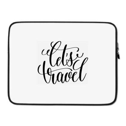 Let's Lived Laptop Sleeve Designed By Kahvel