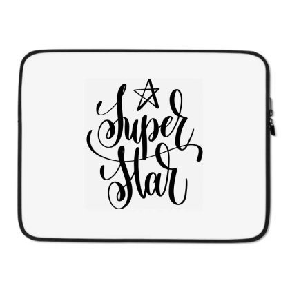 Super Star Laptop Sleeve Designed By Kahvel