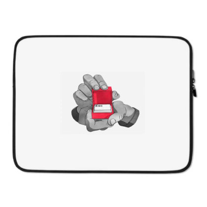 Valentine Day No To Lonely Yes Laptop Sleeve Designed By Coşkun
