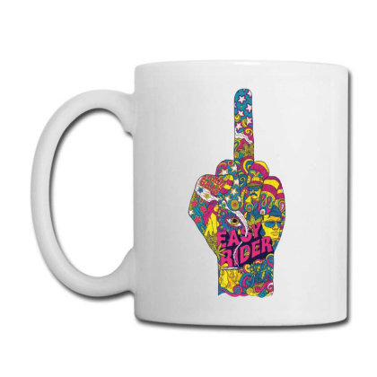 Easy Rider Middle Finger Coffee Mug Designed By Coşkun
