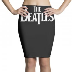 the beatles lennon mccartney starr georg musica Pencil Skirts | Artistshot