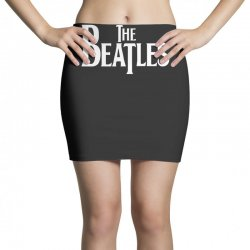 the beatles lennon mccartney starr georg musica Mini Skirts | Artistshot