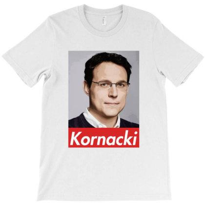 Tracking Kornacki Dad T-shirt Designed By Alexander