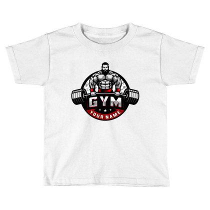 Bodybuilding Toddler T-shirt Designed By Şen