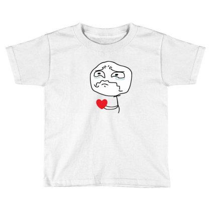 Broken Heart Toddler T-shirt Designed By Şen