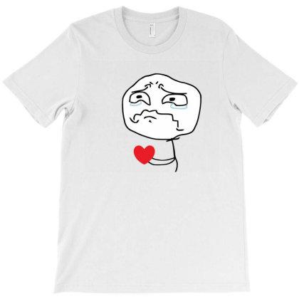 Broken Heart T-shirt Designed By Şen