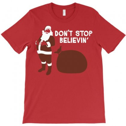 Dont Stop Believin T-shirt Designed By Jokers