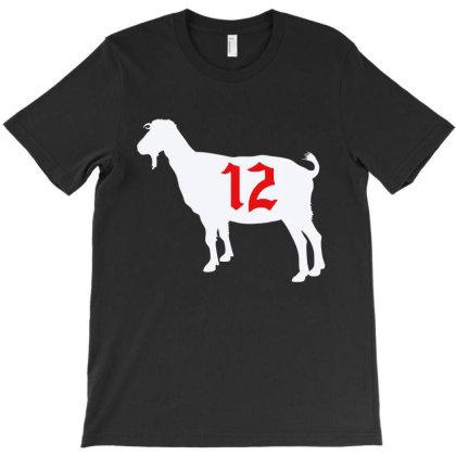 12 Tom Brady T-shirt Designed By Hot Trends