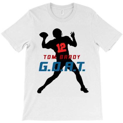 Tom 12 Brady T-shirt Designed By Hot Trends