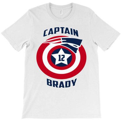 Parody Captain Tom Brady T-shirt Designed By Hot Trends