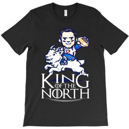 Tom Brady The King Goat T-shirt Designed By Hot Trends