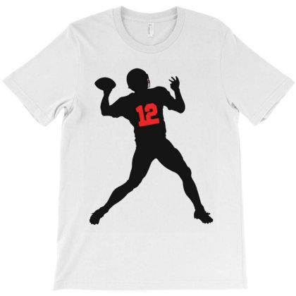 Tom Buc'ing Brady 12 T-shirt Designed By Hot Trends