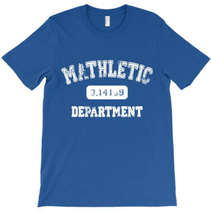 Mathletic Math Teacher Pi Mathematics Mathlete Calculus Algebra 01 T-shirt Designed By Wowotees