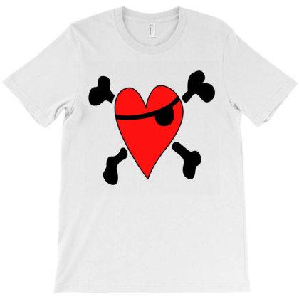 Love Pirate T-shirt Designed By Fahmifutri