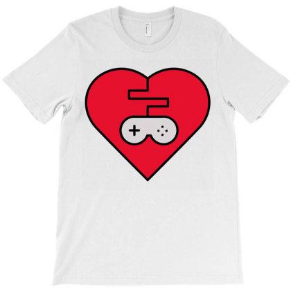 Love Stick T-shirt Designed By Fahmifutri
