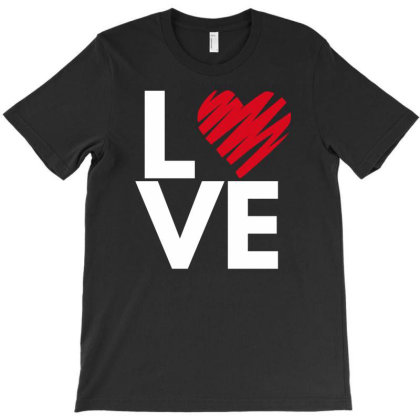 Love T-shirt Designed By Fahmifutri