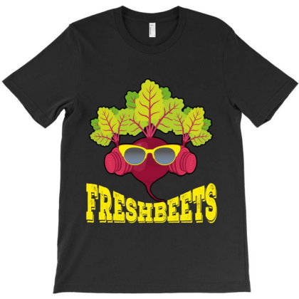 Freshbeets T-shirt Designed By Rardesign