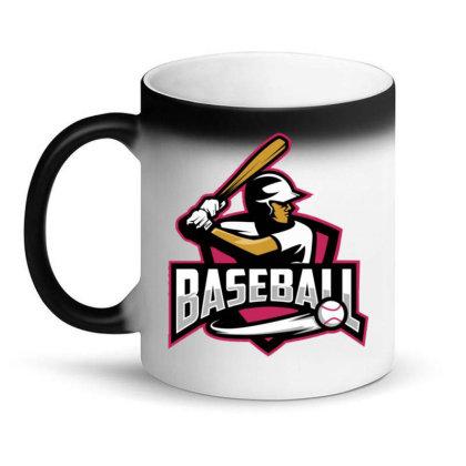 Baseball Magic Mug Designed By Lyaart