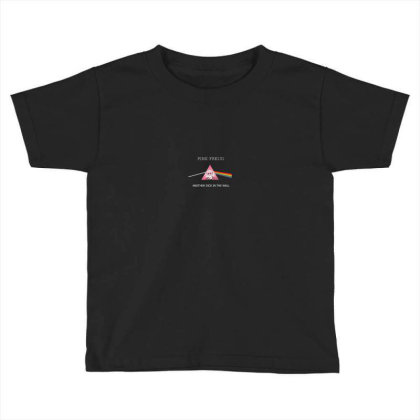 Pink Band Toddler T-shirt Designed By Dewi Sabrin