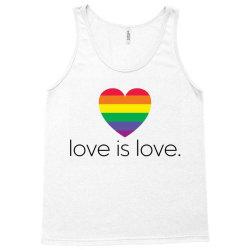 love is love Tank Top   Artistshot