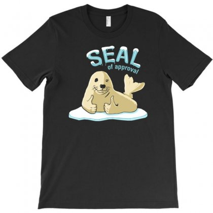 Seal Of Approval T-shirt Designed By Gematees