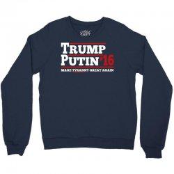 Trump Putin 2016 Crewneck Sweatshirt | Artistshot
