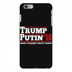 Trump Putin 2016 iPhone 6 Plus/6s Plus Case | Artistshot