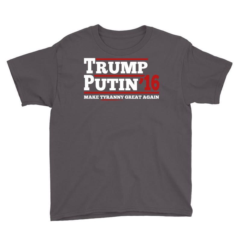 Trump Putin 2016 Youth Tee   Artistshot