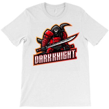 Dark Knight T-shirt Designed By Lyaart