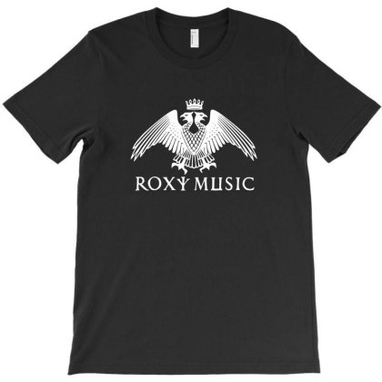 Roxy Music T-shirt Designed By Willo