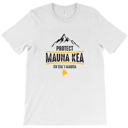Mauna Kea T-shirt Designed By Willo