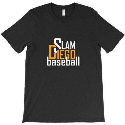 Slam Diego Merch T-shirt Designed By Willo