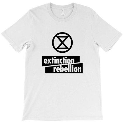 Extinction Rebellion T-shirt Designed By Willo