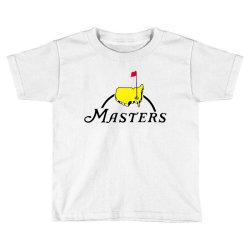 golf masters Toddler T-shirt | Artistshot