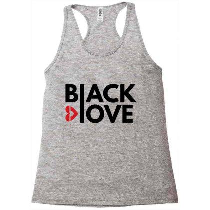Black Loves Racerback Tank Designed By Fahmifutri17