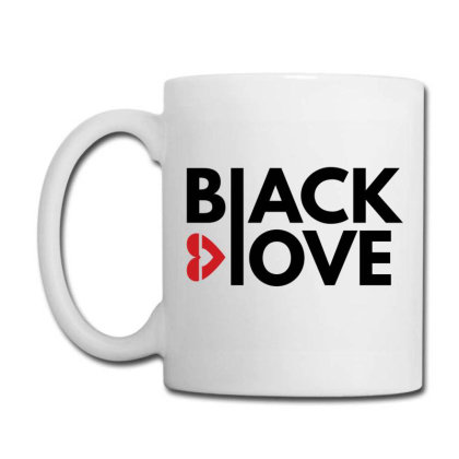 Black Loves Coffee Mug Designed By Fahmifutri17