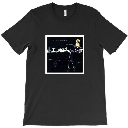 Roxy Music T-shirt Designed By Ariepjaelanie