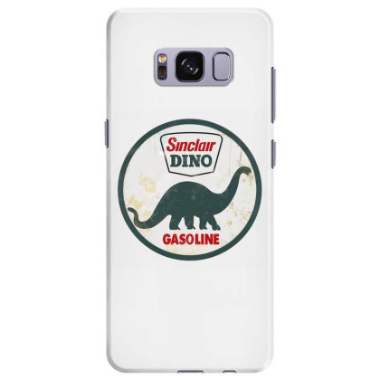 Vintage Sinclair Logo Samsung Galaxy S8 Plus Case Designed By Oktaviany