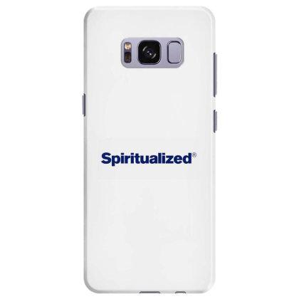 Spiritualized Logo Samsung Galaxy S8 Plus Case Designed By Oktaviany