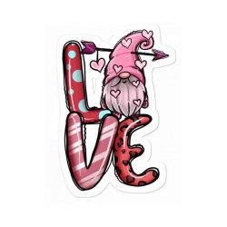 Love Gnome Sticker Designed By Apollo