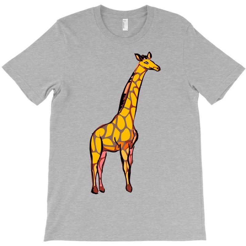 Giraffe T-shirt | Artistshot