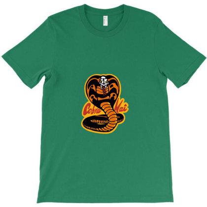 The Karate Kid T-shirt Designed By Rifky Andhara