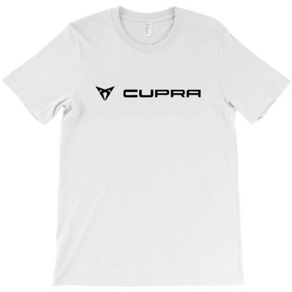 Cupra Sport Car Logo T-shirt Designed By Agus Loli