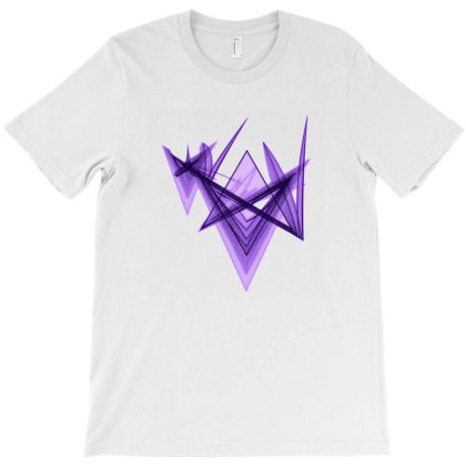 Hexagram Symbolism T-shirt Designed By Agus Loli
