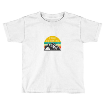 Antisocial Camp Toddler T-shirt Designed By Agus Loli
