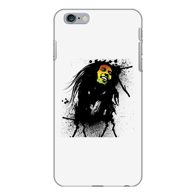Bob Marley Iphone 6 Plus/6s Plus Case. By Artistshot